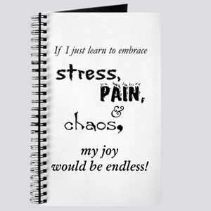 Stress, Pain, Chaos Journal