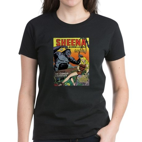 Sheena Queen of the Jungle Classic Covers #8 Women