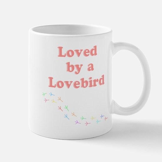 Loved by a Lovebird Mug