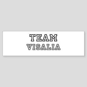 Team Visalia Bumper Sticker