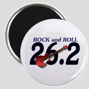 Rock and Roll MArathon Magnet