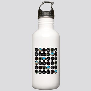 Flight Instruments Stainless Water Bottle 1.0L