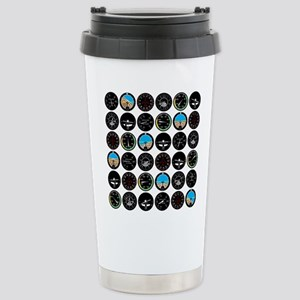 Flight Instruments Stainless Steel Travel Mug
