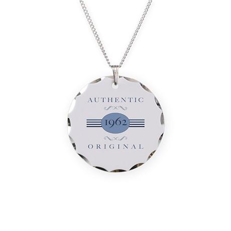 Authentic Original 1962 Necklace Circle Charm