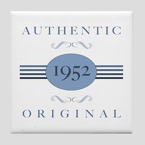 Authentic Original 1952 Tile Coaster