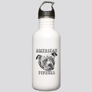 American Pitbull Stainless Water Bottle 1.0L