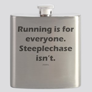 Running for everyone - steeplechase not Flask