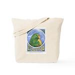 Eclectus Tote Bag