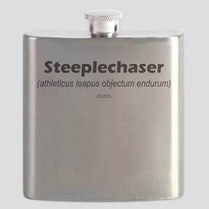 Latin Steeplechaser 2 Flask