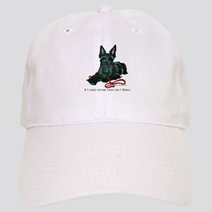 Scottish Terrier Rescue Me Cap