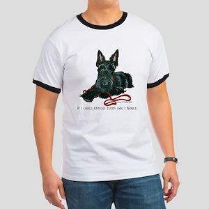 Scottish Terrier Rescue Me Ringer T