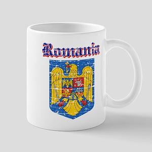 Romania Coat of arms Mug