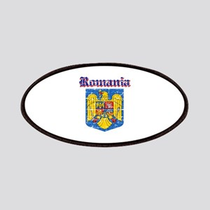 Romania Coat of arms Patches