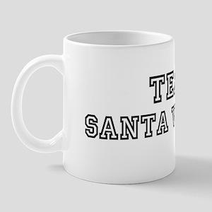 Team Santa Venetia Mug