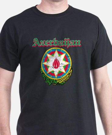 Azerbaijan Coat of arms T-Shirt