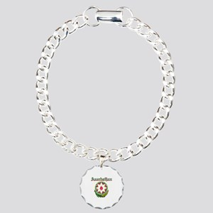 Azerbaijan Coat of arms Charm Bracelet, One Charm