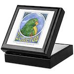 Eclectus Keepsake Box
