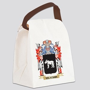 Velyushin Coat of Arms - Family C Canvas Lunch Bag