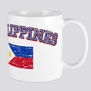 Philippines Flag Designs Mug