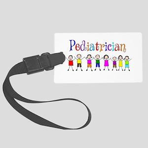 Pediatrician Large Luggage Tag