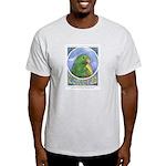Eclectus Ash Grey T-Shirt