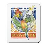 A Parrots World Mousepad