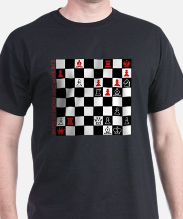 chess_puzzle_1_correct T-Shirt