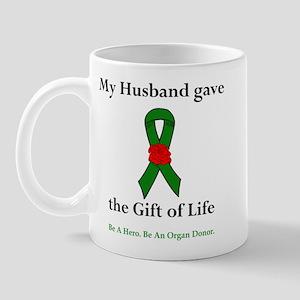 Husband Donor Mug