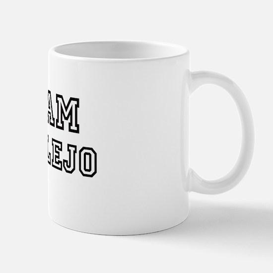 Team Vallejo Mug