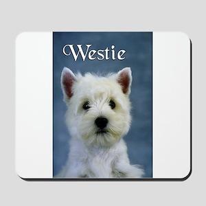 Westie Mousepad