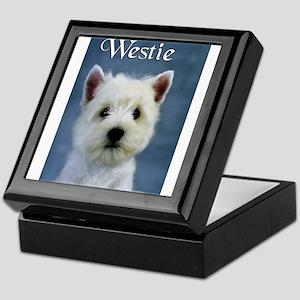 Westie Keepsake Box
