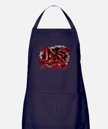Spill your Guts.png Apron (dark)