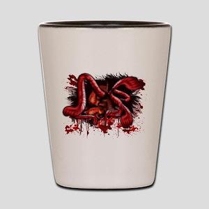 Spill your Guts Shot Glass