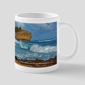 Shipwreck Beach Shorebreaks Mug
