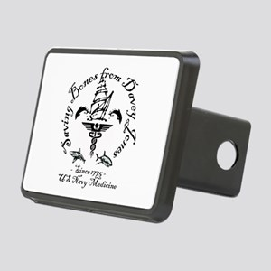 Davey Jones1 Rectangular Hitch Cover