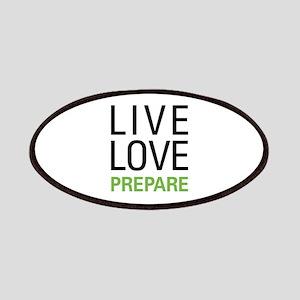 Live Love Prepare Patches
