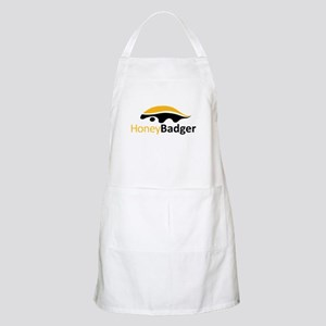 Honey Badger Logo Apron