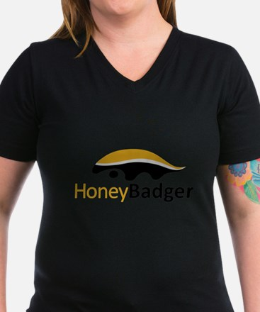 Honey Badger Logo Shirt