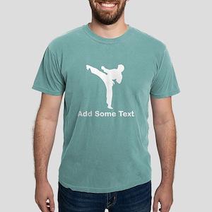 Karate School Mens Comfort Colors Shirt