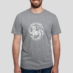 Shotokan Mens Tri-blend T-Shirt