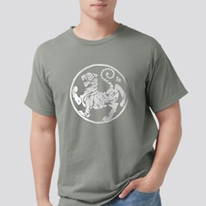 Karate Mens Comfort Colors Shirt