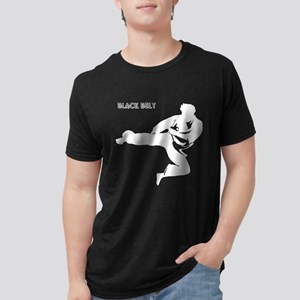 Martial Artist Mens Tri-blend T-Shirt