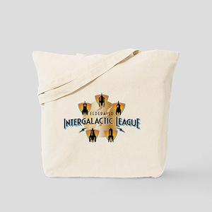 Intergalactic League Tote Bag