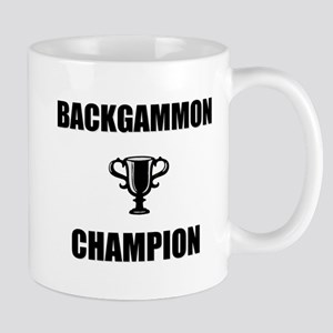 backgammon champ Mug