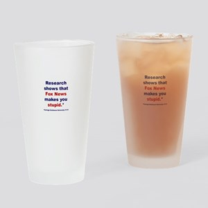 Research shows Drinking Glass