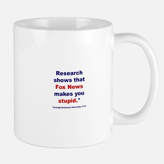 Research shows Mug