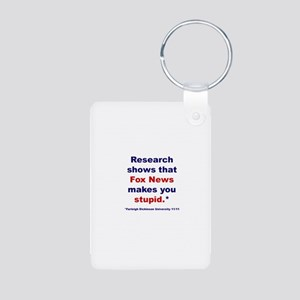 Research shows Aluminum Photo Keychain