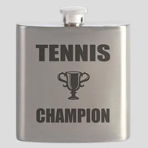 tennis champ Flask