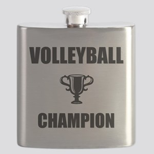 volleyball champ Flask