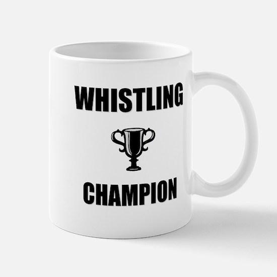 whistling champ Mug